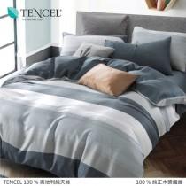 100%頂級奧地利純天絲床罩組八件式 《A002》