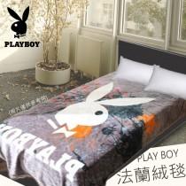 多功能萬用毯‧能鋪能蓋超保暖《潑彩兔兔》