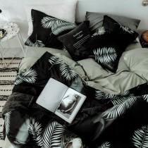 【PLAY BOY】100%精梳棉刺繡床罩兩用被組《PY02》