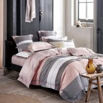 3M專利吸濕排汗X最適合裸睡的材質-裸睡天絲床包枕套組-醒春