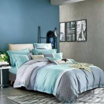 3M專利吸濕排汗X最適合裸睡的材質-裸睡天絲床包枕套組-塞內加爾