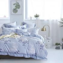 3M專利吸濕排汗X最適合裸睡的材質-裸睡天絲床包枕套組-夏日庭榭